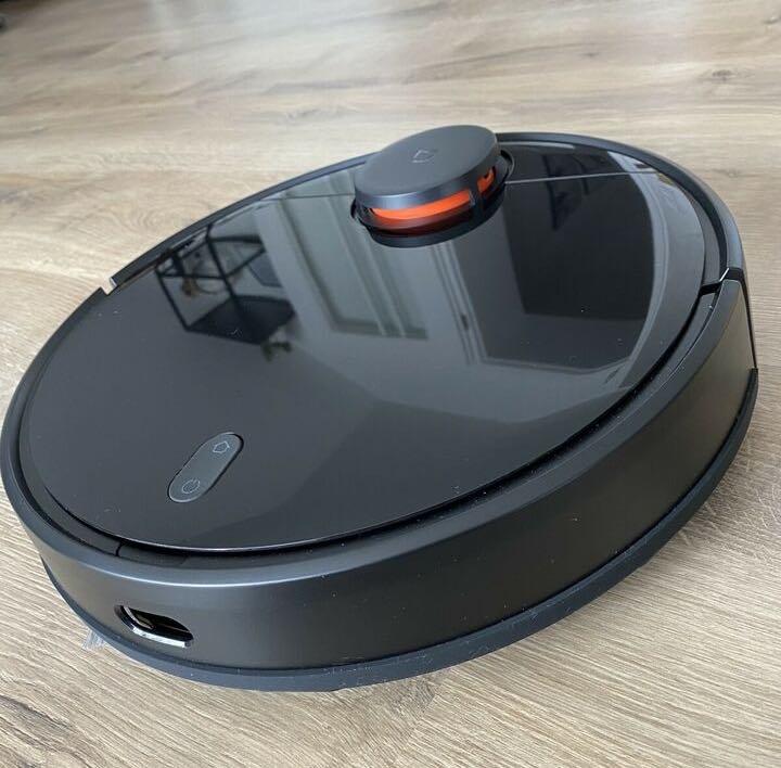 Xiaomi Mi Robot Vacuum Mop Pro bei der Testfahrt.