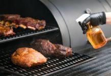 BBQ Smoker Grill Test
