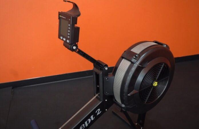 Concept2 Rudergerät Modell D PM5 (Indoor Rower RowErg) im Test
