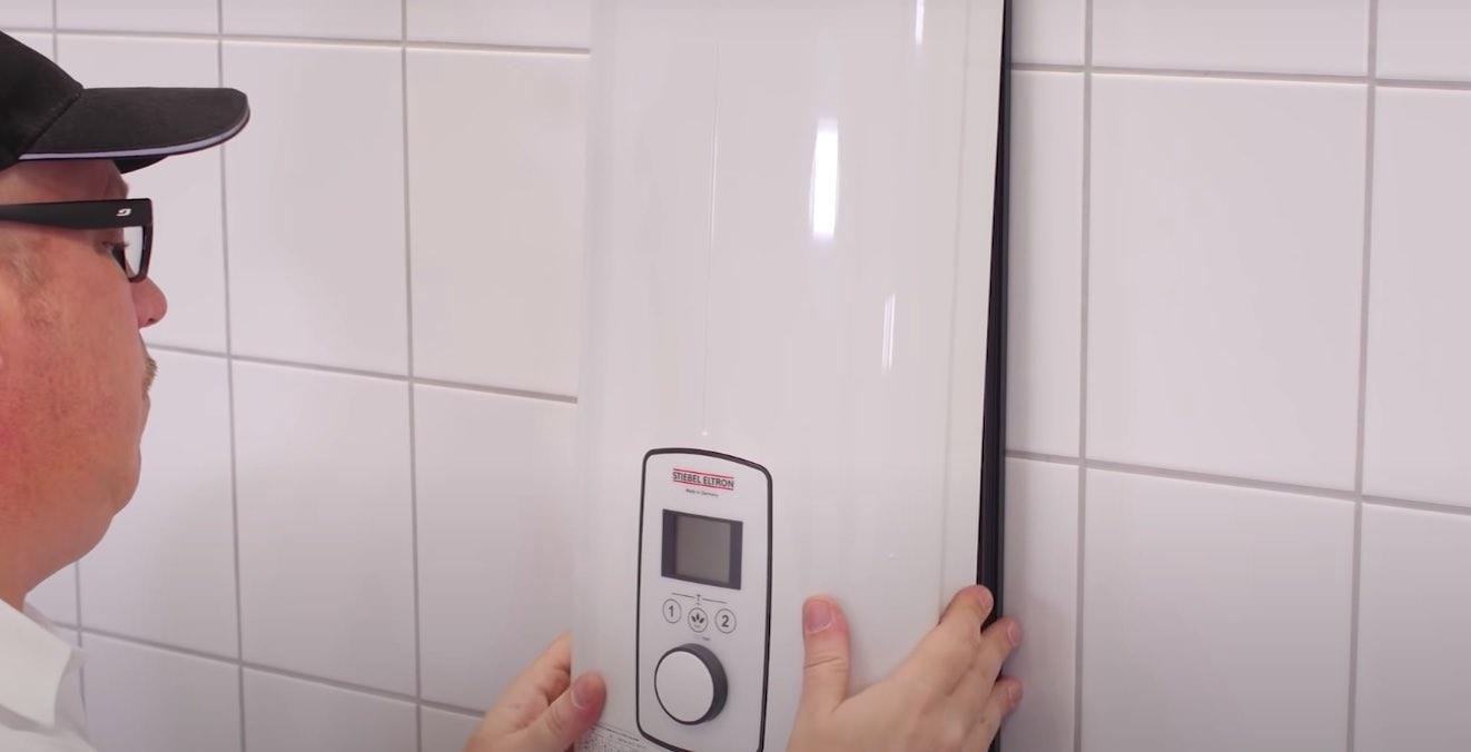 🥇 Durchlauferhitzer Test 20 • Testsieger für Küche, Bad & Dusche