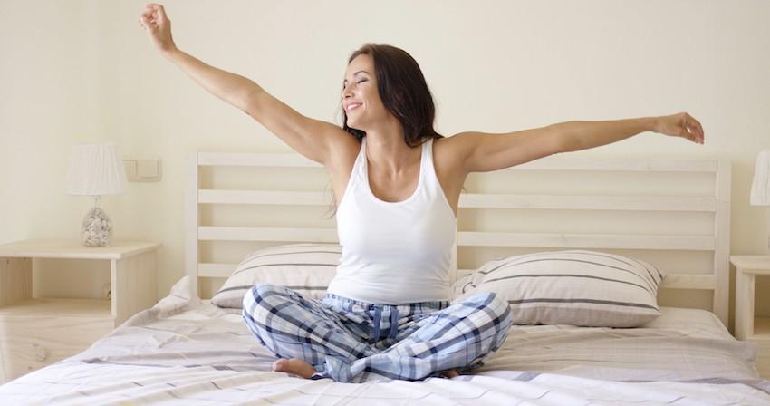 Der richtige Topper kann für wesentliche Verbesserung der Schlafqualität sorgen.
