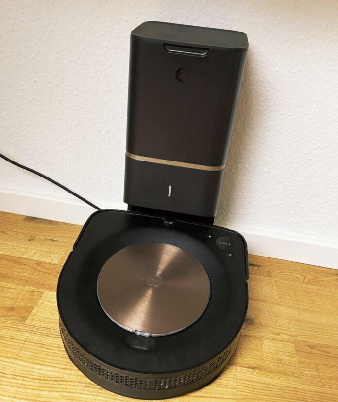 Der iRobot Roomba S9+