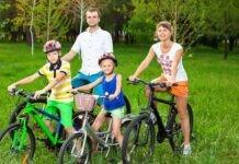 Eine Radtour macht mit gut funktionierenden Fahrrädern noch mehr Spaß.